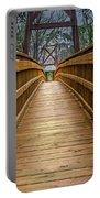Bayou Foot Bridge Portable Battery Charger