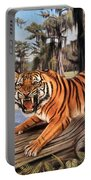 Bayou Mike Of Louisiana Portable Battery Charger