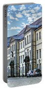 Bayreuth Street Scene Portable Battery Charger