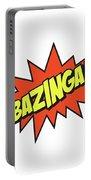 Bazinga  Portable Battery Charger