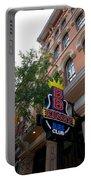 Bb King Bar Nashville Portable Battery Charger
