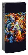 Bb King - Long Nights Portable Battery Charger