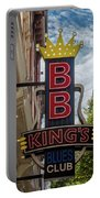 Bb King's Blues Club - Honky Tonk Row Portable Battery Charger