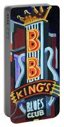 Bb King's Blues Club Portable Battery Charger