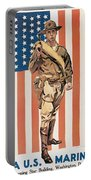 Be A U.s. Marine Portable Battery Charger