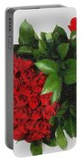 Be Mine Valentine By Presidential Candidate Catherine Lott Portable Battery Charger
