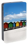 Beach Cabins  Portable Battery Charger