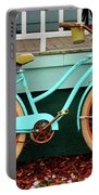 Beach Cruiser Bike Portable Battery Charger