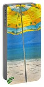 Beach Day Portable Battery Charger