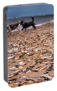 Beach Dogs Portable Battery Charger