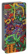 Beach Front Boulevard Portable Battery Charger