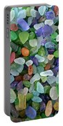 Beach Glass Mix Portable Battery Charger