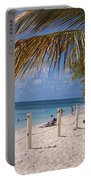 Beach Grand Turk Portable Battery Charger