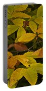 Beach Leaves Portable Battery Charger