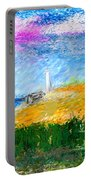 Beach Lighthouse Portable Battery Charger