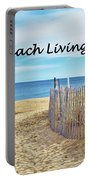 Beach Living Portable Battery Charger