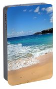 Beach Of Hawaii Portable Battery Charger