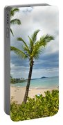 Beach On Maui 23 Portable Battery Charger