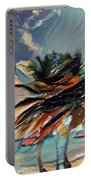 Beach Palms - Multi 9a Portable Battery Charger
