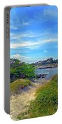 Beach Path Wisdom Portable Battery Charger