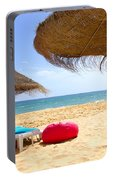 Beach Relaxing Portable Battery Charger