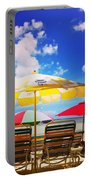 Beach Portable Battery Charger