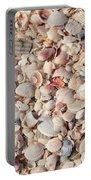 Beach Seashells Portable Battery Charger