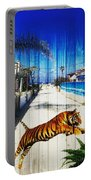 Beach Tiger  Portable Battery Charger