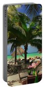 Beach Vacation Portable Battery Charger