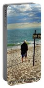 Beach Walking Portable Battery Charger