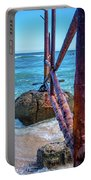 Beach Wall Portable Battery Charger