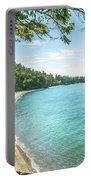 Beaches Of The Pacific Northwest Portable Battery Charger