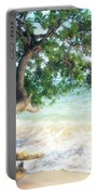 Beachscape Tree Portable Battery Charger