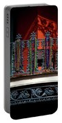 Beads In The French Quarter Portable Battery Charger
