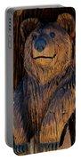 Bear Art Portable Battery Charger