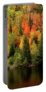 Bear Lake Autumn Portable Battery Charger