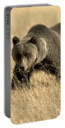 Bear On The Prowl Portable Battery Charger