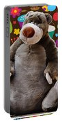 Bear Playtime Portable Battery Charger