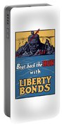 Beat Back The Hun With Liberty Bonds Portable Battery Charger