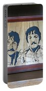Beatles Sgt Pepper Portable Battery Charger