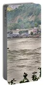 Beautiful Afternoon On The Ganges Portable Battery Charger