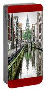 Beautiful Amsterdam Portable Battery Charger
