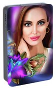 Beautiful Angie Portable Battery Charger