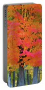 Beautiful Autumn Day Portable Battery Charger