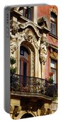 Beautiful Balcony In Austria Portable Battery Charger