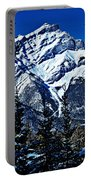 Beautiful Banff Portable Battery Charger