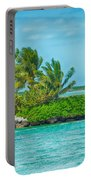 Beautiful Beach And Ocean Scenes In Florida Keys Portable Battery Charger