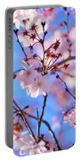 Beautiful Blossoms Blooming  For Spring In Georgia Portable Battery Charger