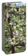 Beautiful Blossoms - Digital Art Portable Battery Charger