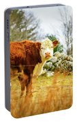 Beautiful Bovine 2 Portable Battery Charger